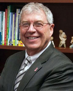 Charles Gregory is interim president of Benedictine University. (Benedictine University photo)