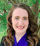 Chloe Overstreet, Eureka College, is ACI's first student board member.
