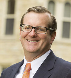 Dr. Philip G. Ryken, president of Wheaton College