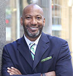 Vince Williams, director of membership and business development, The Executives' Club of Chicago