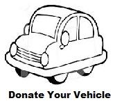 Donate your vehicle to this charity