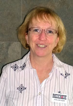 photo of volunteer Ruth
