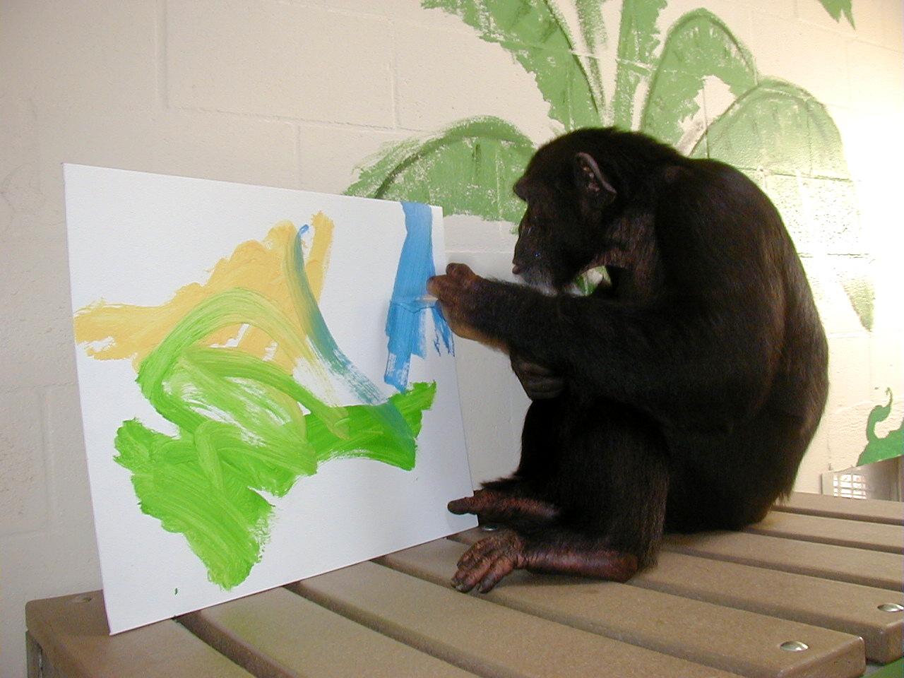 Grub painting