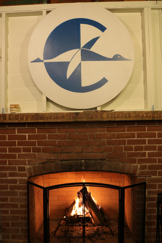 Cunningham Fireplace