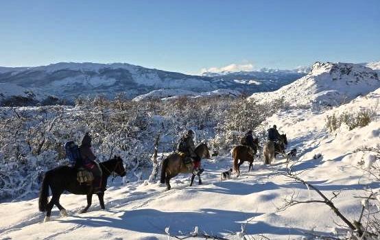 Lagunas Altas Trail