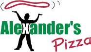 Alexander's Pizza logo