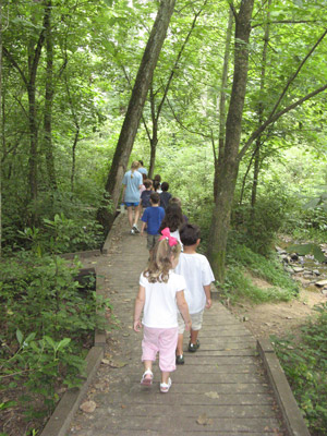 Summer Camp at Dunwoody Nature Center