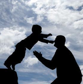 child-like trust