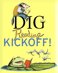 summer reading kickoff