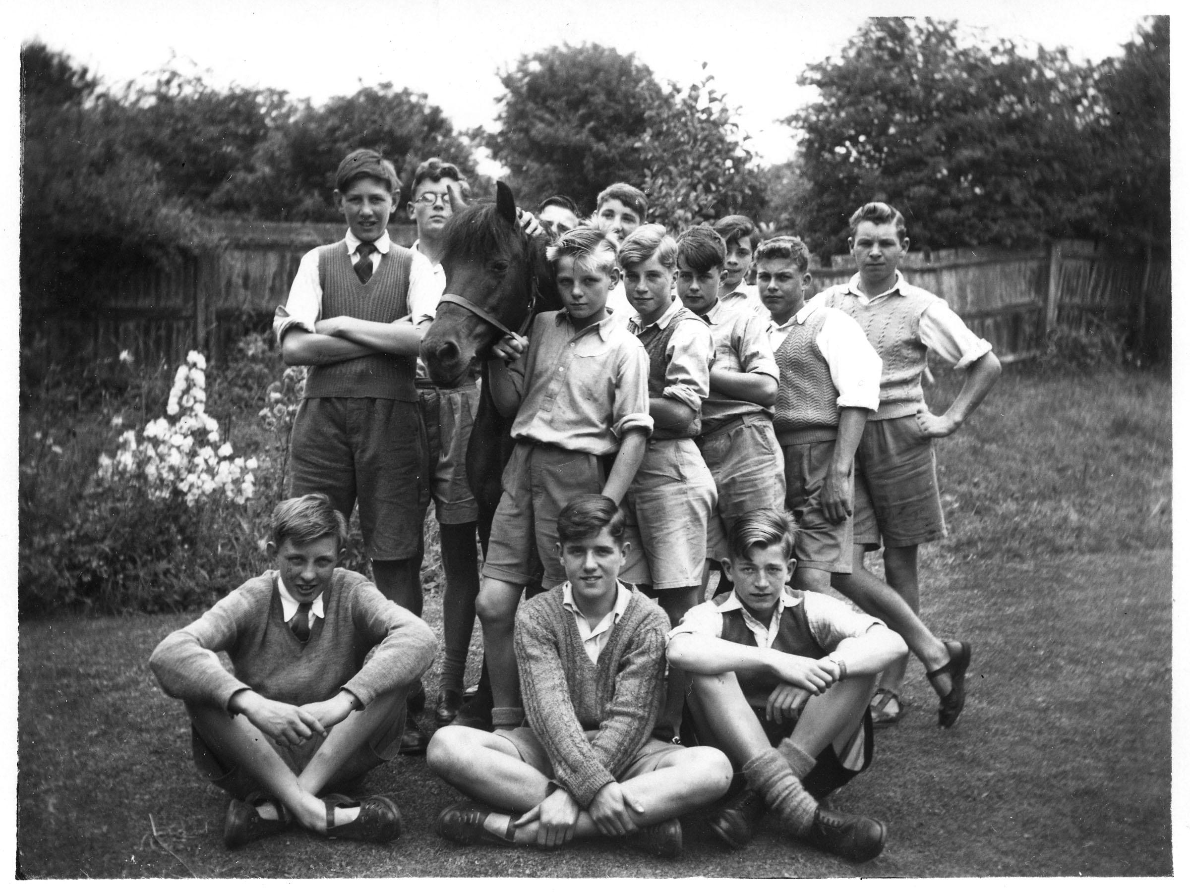 Pony Club 1948