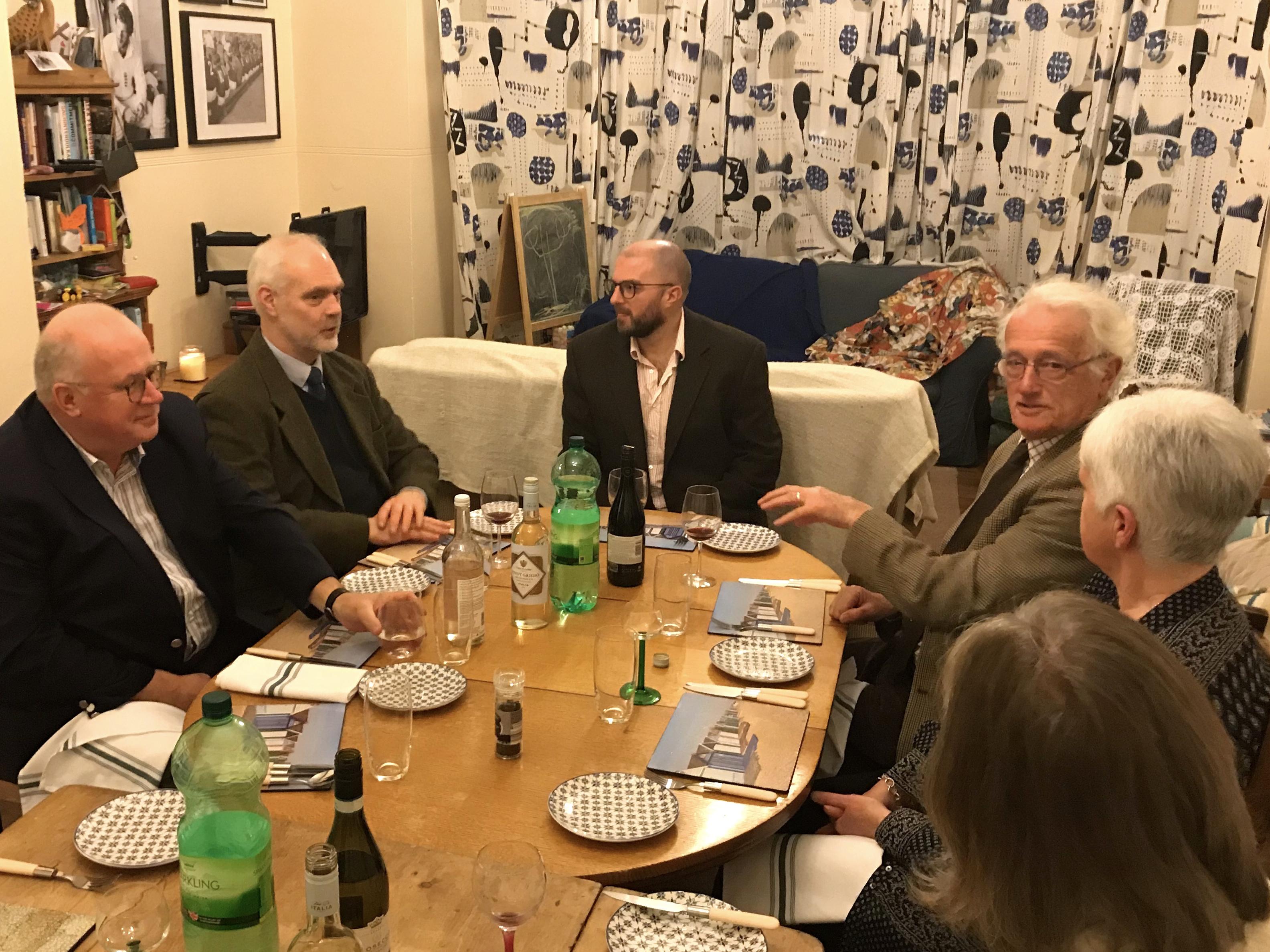 Bradford Houseparents reunion