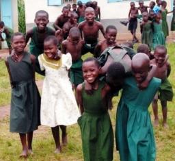 Students at the Abayudaya schools
