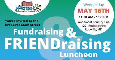 May 16 Main Street Luncheon