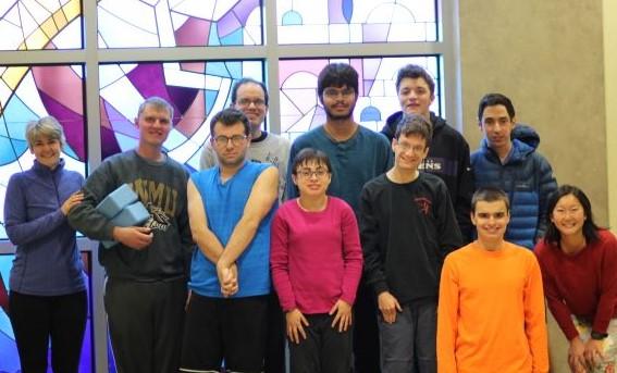 Fall 2019 Yoga Participants