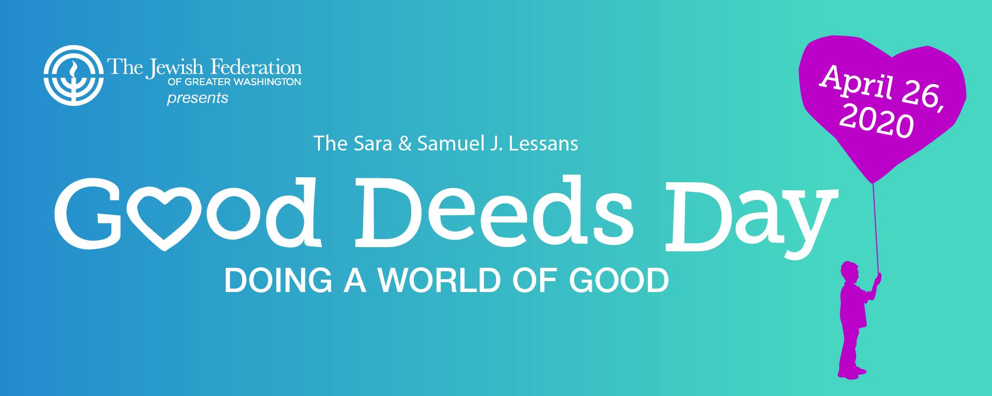 Good Deeds 2020