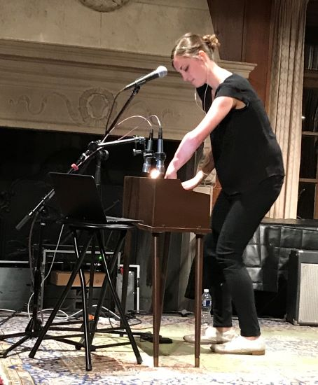 Molly Joyce at Strathmore