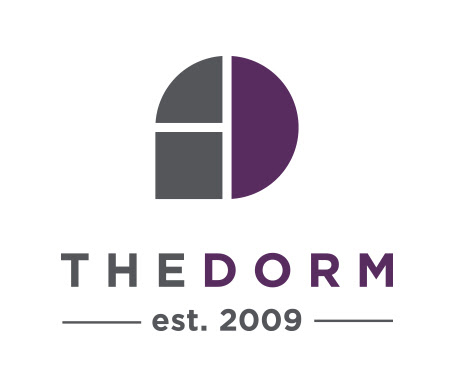The Dorm Logo
