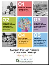 Ivymount Spring 2019 Catalog