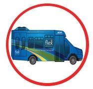 Ride On Flex Bus Service