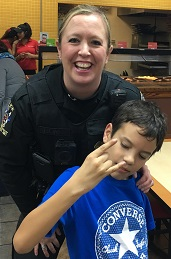 MCPD Officer Tara Bond