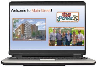 Main Street webinar