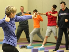 Yoga & Mindfulness Class