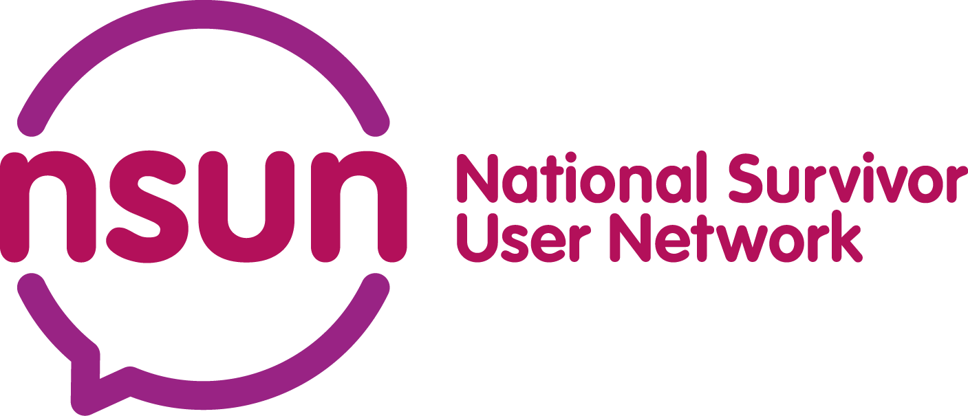 National Survivor User Network NSUN, network for mental health