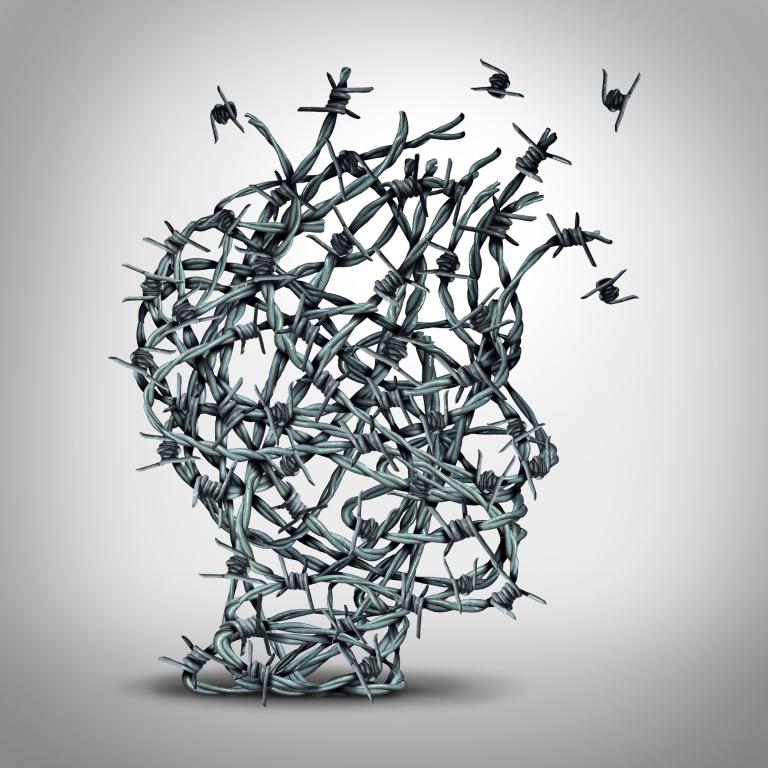 prisoners mental health