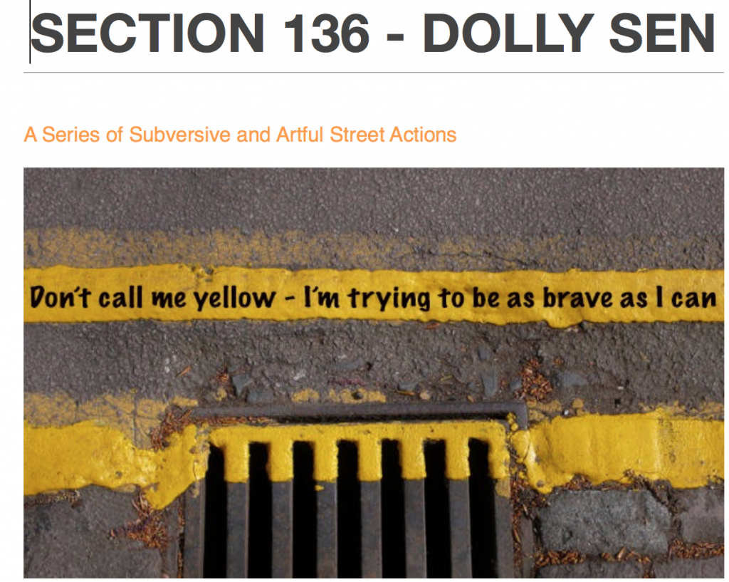 section 136 - Dolly Sen project