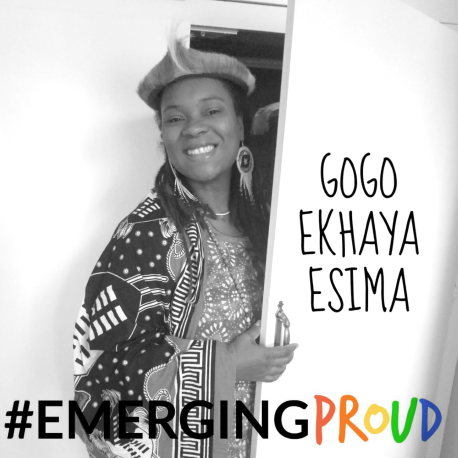 emerging proud / crazywise
