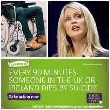 Esther McVey stands down from Samaritans