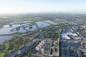 Tottenham area