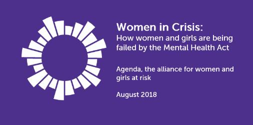 women in crisis