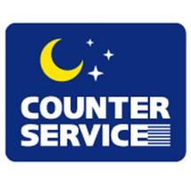 Counter Service logo