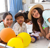 Innovative Ongoing Missions Pioneered by Operation Smile Thailand Attracts International Interest