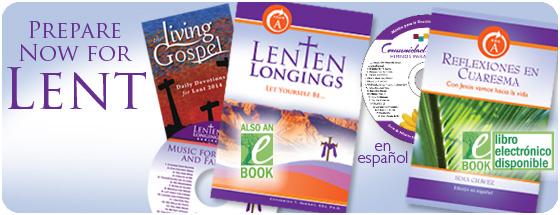 Lenten Offerings banner