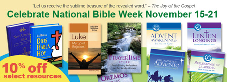 National Bible Week banner