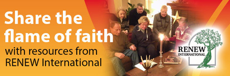 Share the flame of faith