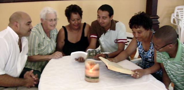 RENEW Africa faith-sharing