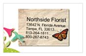 Northside Florist - VIP floral pins