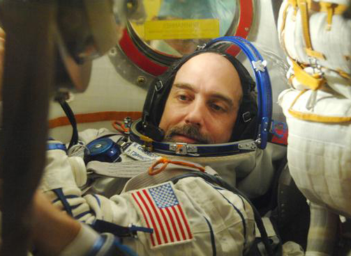 Richard Garriott, video game founding father and first person to organize an art exhibit in space