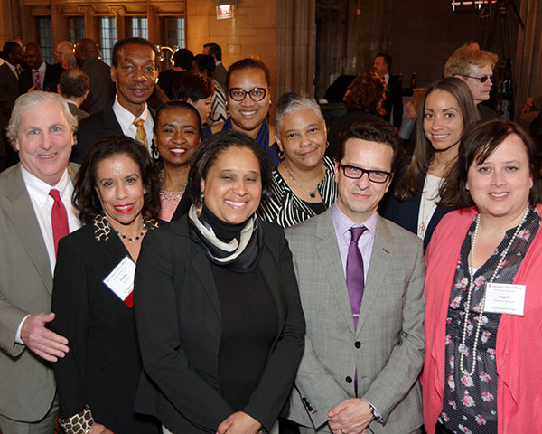 ACI's 2018 Benefit Reception was held at University Club of Chicago.