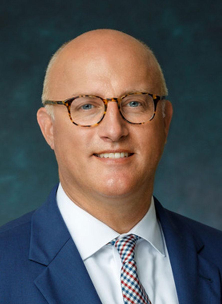 Gregg Chenoweth will becomes Olivet Nazarene University's president June 1.