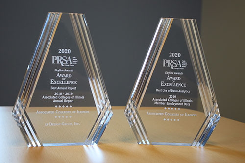 PRSA Chicago recognized two significant ACI projects.