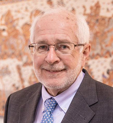 John Williams, J.D., president of Principia College