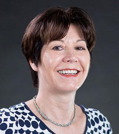 Lyn Bulman, chair, ACI Board of Trustees