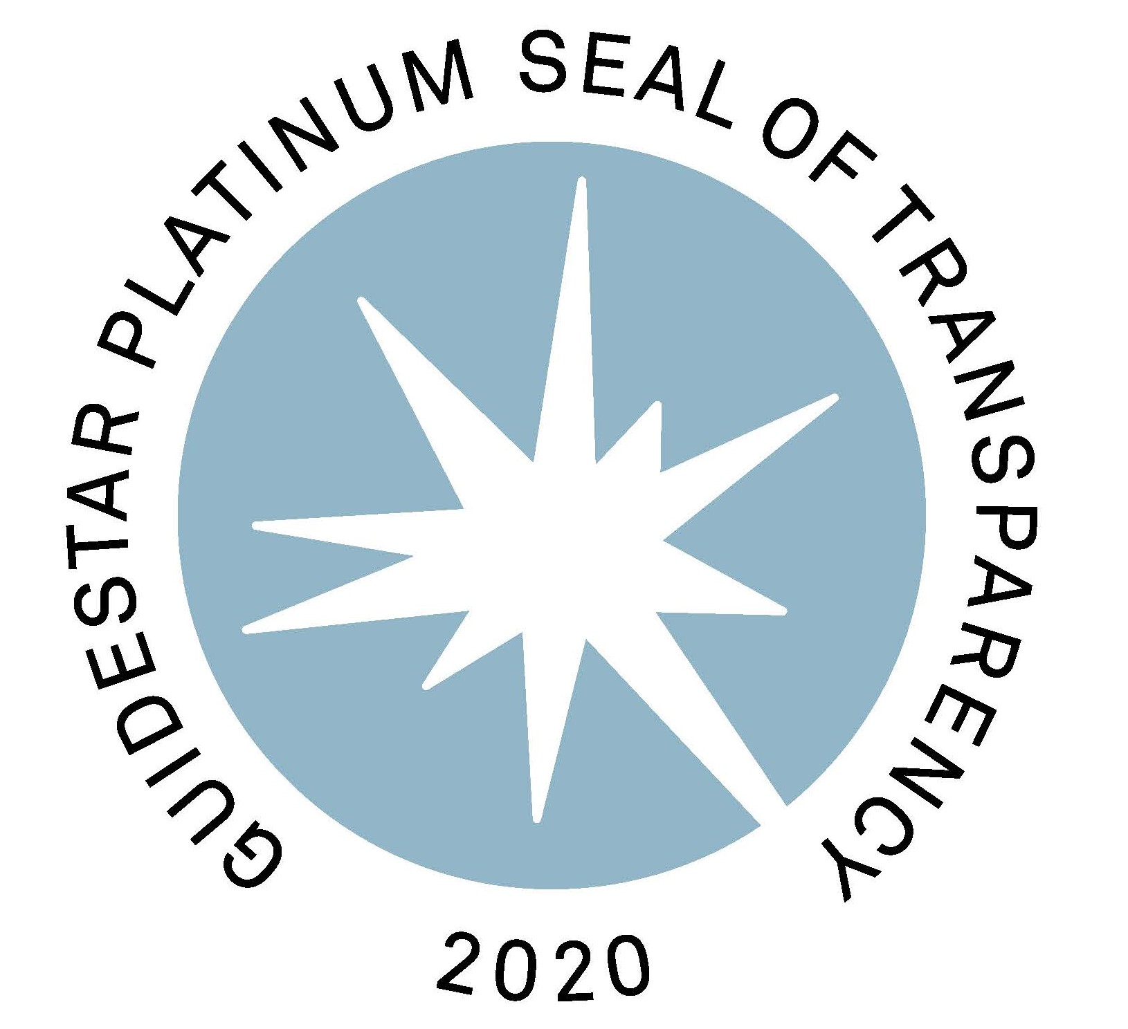 GuideStar Platinum 2020