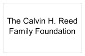 Calvin H. Reed Family Foundation